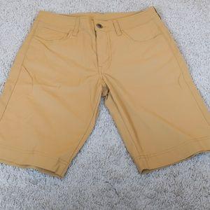 Black Diamond Men shorts pants sz 30 tan sport